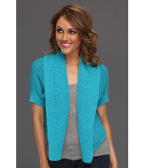 Tricouri Calvin Klein - Raglan Sleeve Shrug - Nile