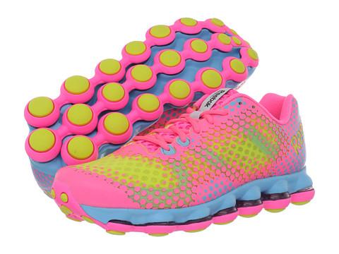 Adidasi Reebok - DMXSky Run - Pink Zing/Solar Green/Watery Blue/White