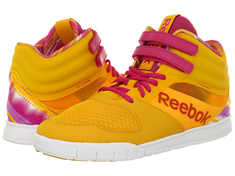 Adidasi Reebok - Dance UrLead Mid - Reebok Gold/Cosmic Berry/White/Iced Berry