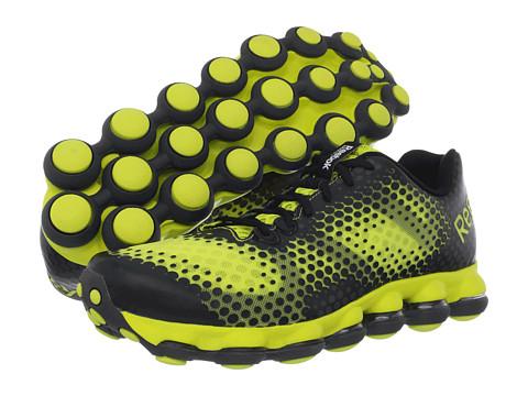 Adidasi Reebok - DMXSky Run - Gravel/Black/Solar Green