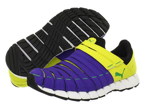 Adidasi PUMA - Osu Canvas Wn\s - Liberty Blue/Blazing Yellow