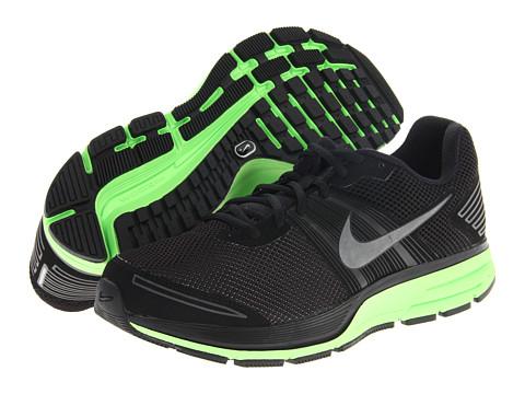 Adidasi Nike - Air Pegasus+ 29 Shield - Black/Electric Green/Black