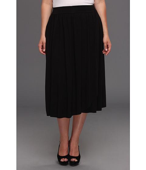 Fuste Rachel Pally - Plus Size Liesel Skirt - WL - Black