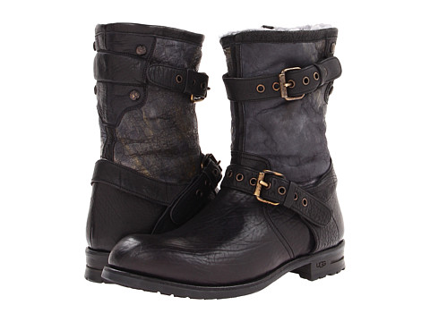Ghete UGG - Nigel - Black