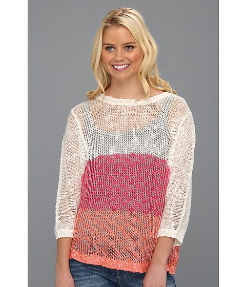 Bluze Quiksilver - Mahalo Sweater - Bright Hibiscus