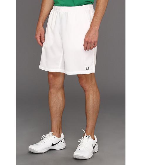 Pantaloni Fred Perry - Tennis Performance Short - White