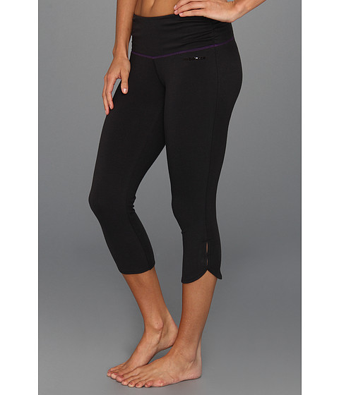 Pantaloni New Balance - Yoga Magic Capri - Acai