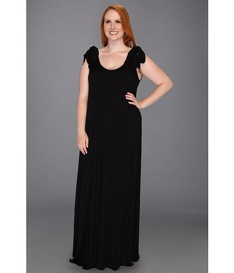 Rochii Rachel Pally - Plus Size Butterfly Dress - Black