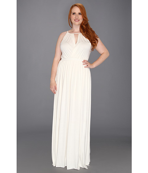 Rochii Rachel Pally - Plus Size Rhiannon Dress - White