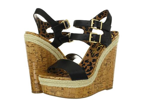 Sandale Jessica Simpson - Graziella - Black Alaska Leather