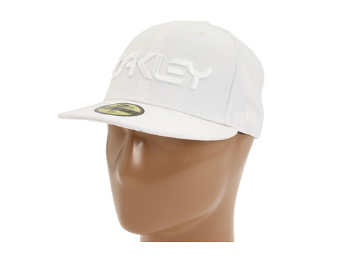 Sepci Oakley - Factory New Era Hat - White
