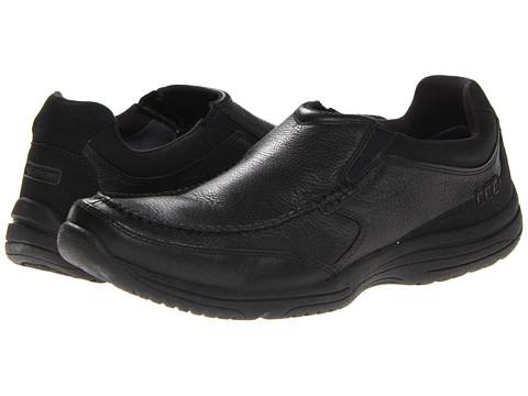 Adidasi Rockport - Waldron Ledge Moc Slip On - Black Soft