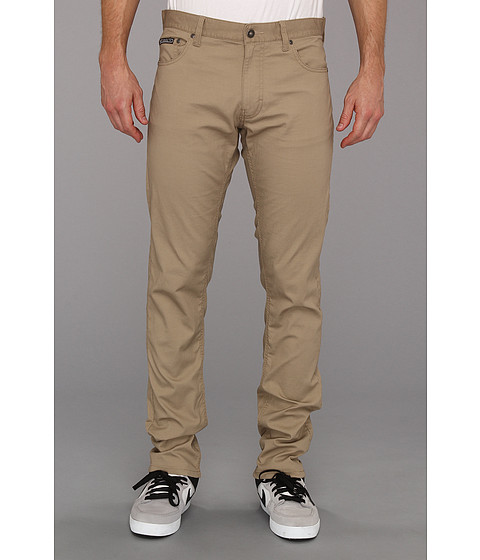 Pantaloni Nike - Fremont Slim Stretch 5-Pocket Cord - Khaki