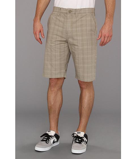 Pantaloni Nike - Hawthorne Plaid Short - Matte Olive/Matte Olive