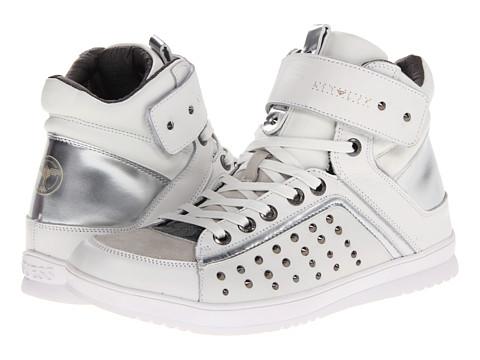 Adidasi GUESS - Tiesto 3 - White