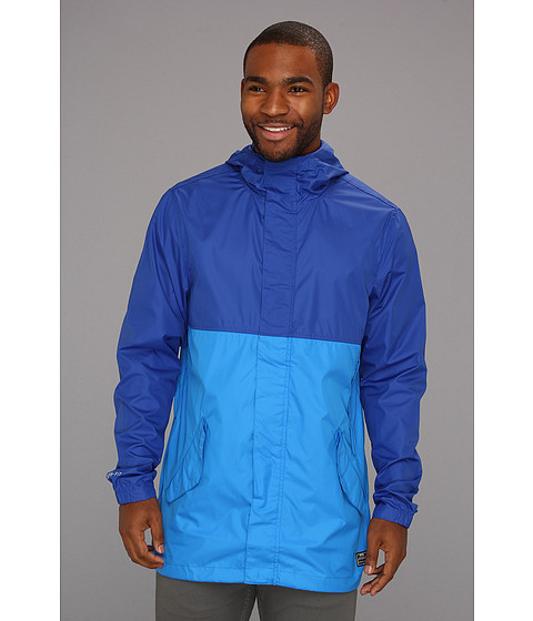 Bluze Nike - Lightweight Packable Fishtail Shell - Game Royal/Photo Blue