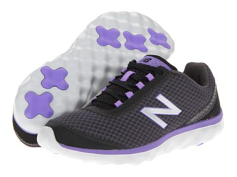 Adidasi New Balance - WW695v2 - Black/Purple