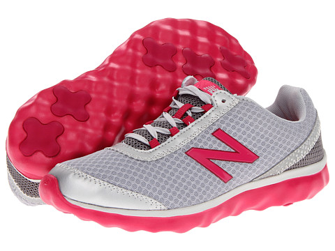 Adidasi New Balance - WW695v2 - Silver/Pink