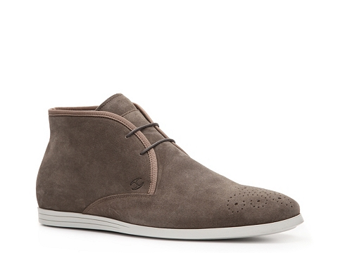 Ghete Just Cavalli - Suede Chukka Boot - Brown