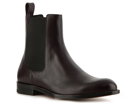 Ghete Gucci - Leather Boot - Coffee Bean