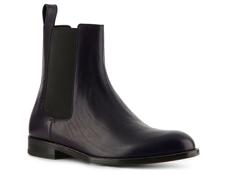 Ghete Gucci - Leather Boot - Deep Violet