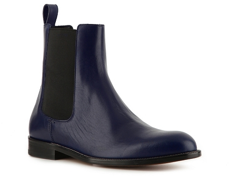 Ghete Gucci - Leather Boot - Blue