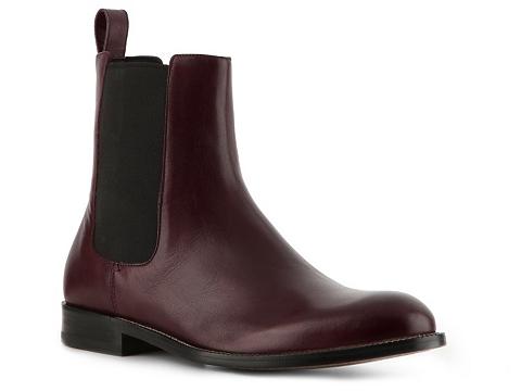 Ghete Gucci - Leather Boot - Wine