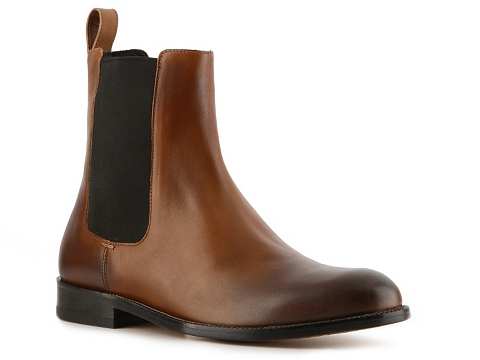 Ghete Gucci - Leather Boot - Burnished Tan