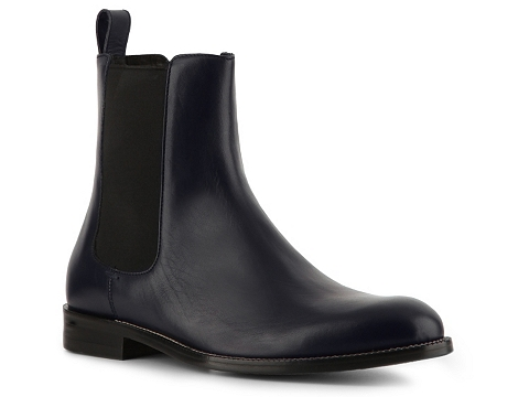 Ghete Gucci - Leather Boot - Navy