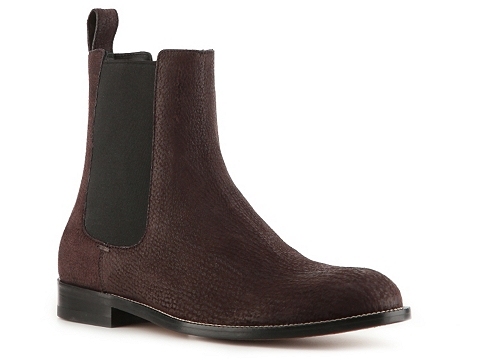 Ghete Gucci - Suede Boot - Chocolate