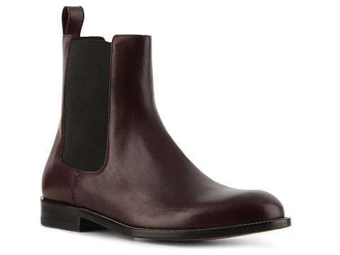 Ghete Gucci - Leather Boot - Rich Mahogany