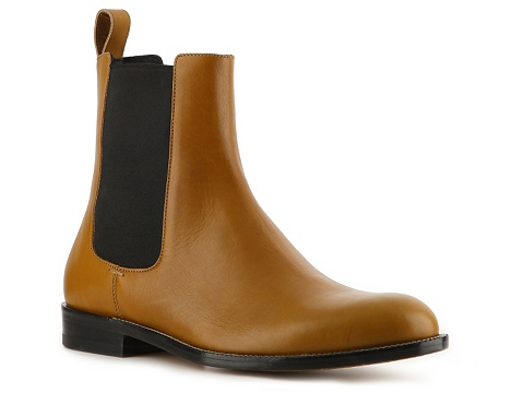 Ghete Gucci - Leather Boot - Amber