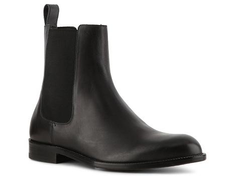 Ghete Gucci - Leather Boot - Dark Navy
