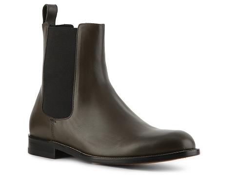 Ghete Gucci - Leather Boot - Dark Green