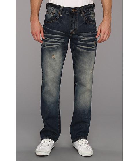Pantaloni ECKO - Straight Fit in Nitro Wash - Nitro Wash
