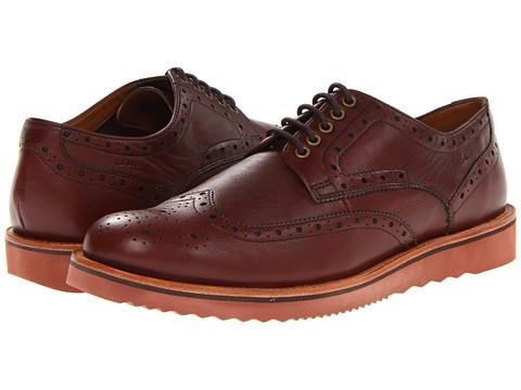 Pantofi Clarks - Freely Burst - Chestnut Leather