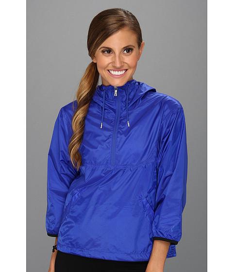 Bluze Nike - Summerized Half Zip Jacket - Hyper Blue/Black