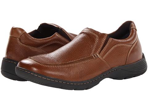 Pantofi Florsheim - Oslo Moc Slip - Brown