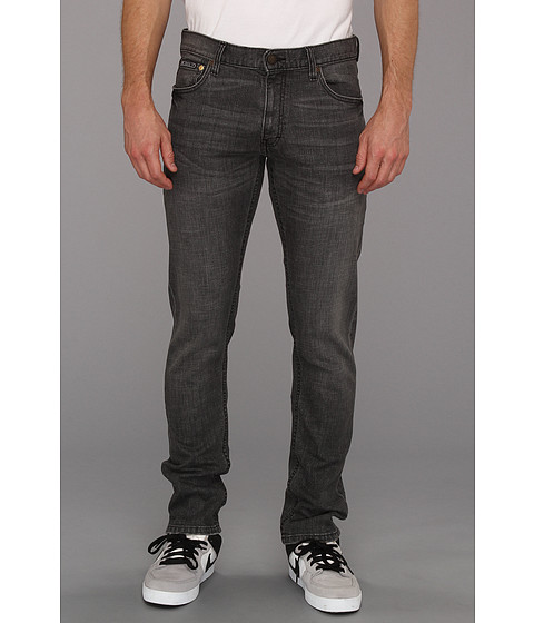 Pantaloni Nike - Fremont Slim Stretch 5-Pocket Jean - Denim/G1YRBW