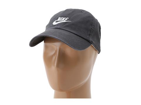 Sepci Nike - Futura Relaxed Adjustable - Anthrasite/Sail