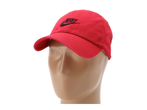 Sepci Nike - Futura Relaxed Adjustable - Gym Red/Black