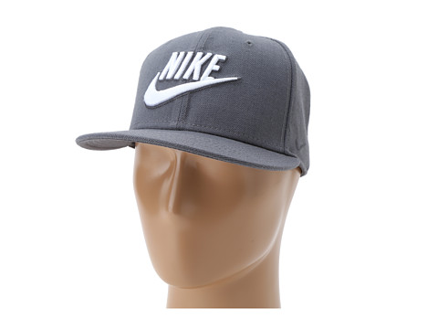 Sepci Nike - HBR The Nike True Snapback - Dark Grey/White