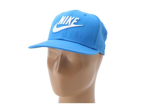 Sepci Nike - HBR The Nike True Snapback - Light Photo Blue/White
