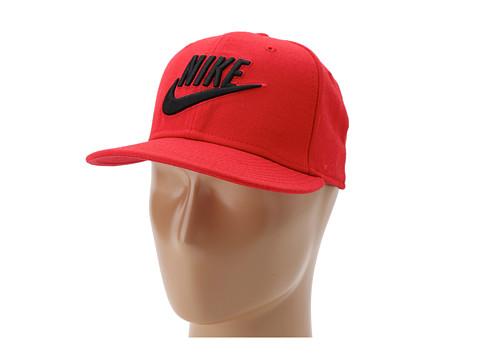 Sepci Nike - HBR The Nike True Snapback - Sport Red/Black