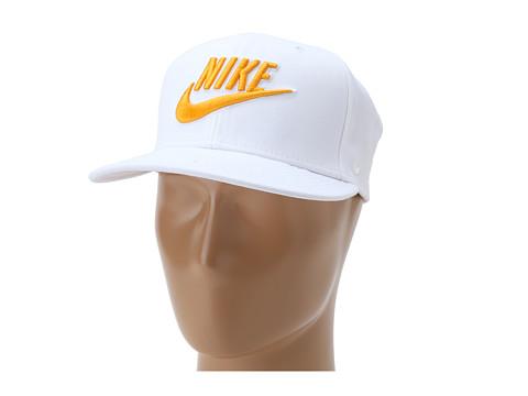 Sepci Nike - HBR The Nike True Snapback - White/Midas Gold