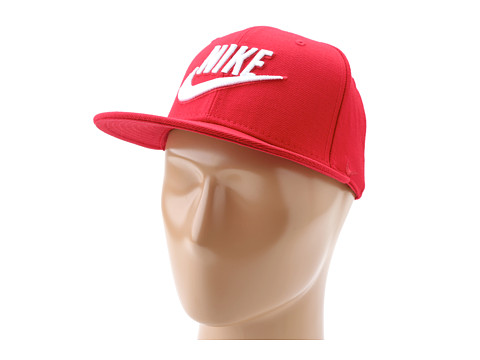 Sepci Nike - HBR The Nike True Snapback - Gym Red/White