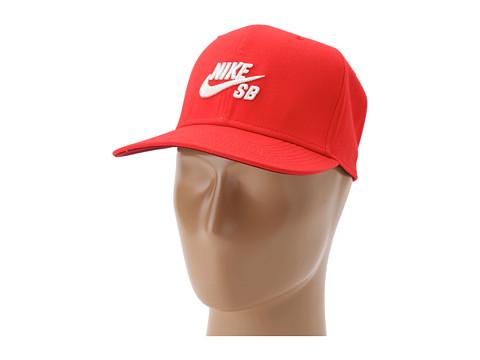 Sepci Nike - Icon Snapback - Pimento/Pimento/Team Red/Sail