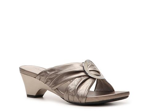 Pantofi Abella - Claren Sandal - Silver