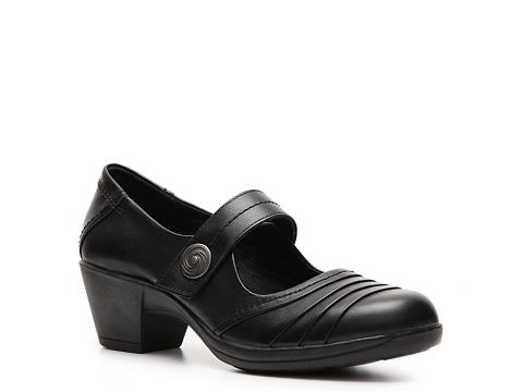 Pantofi Abella - Clover Slip-On - Black