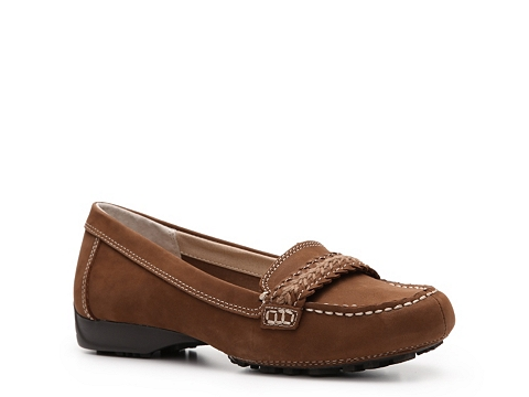 Pantofi Abella - Glena Loafer - Brown